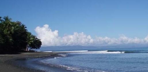 The Beach at Playa Delfín